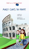 Cover for 'Molly and the Magic Suitcase: Molly Goes to Rome'