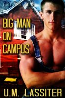 Cover for 'Big Man on Campus'