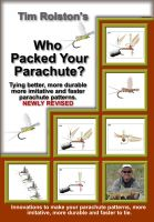 Cover for 'Who Packed Your Parachute?'