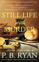 Cover for 'Still Life With Murder (Nell Sweeney Mysteries, Book 1)'