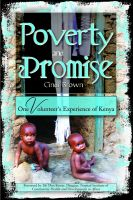 Cover for 'Poverty and Promise: One Volunteer's Experience of Kenya'