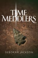 Cover for 'Time Meddlers'