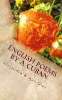 Cover for 'English Poems by a Cuban.'