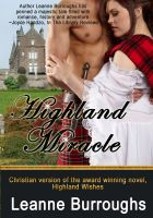 Cover for 'Highland Miracle'