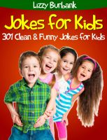 Cover for 'Jokes for Kids: 301 Clean and Funny Jokes for Kids'