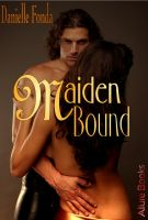Cover for 'Maiden Bound'