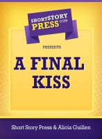 Cover for 'A Final Kiss'