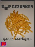 Cover for 'Diep gezonken'