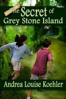 Cover for 'Secret of Grey Stone Island'