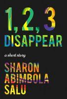 Sharon Abimbola Salu - 1, 2, 3 Disappear