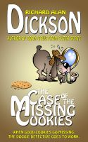 Cover for 'The Case of the Missing Cookies'