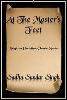 Cover for 'At The Master's Feet'