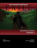 Cover for 'The Lifestone Chronicles: Exile.  Serophous' Journey Volume 1'