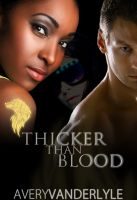 Cover for 'Thicker Than Blood'