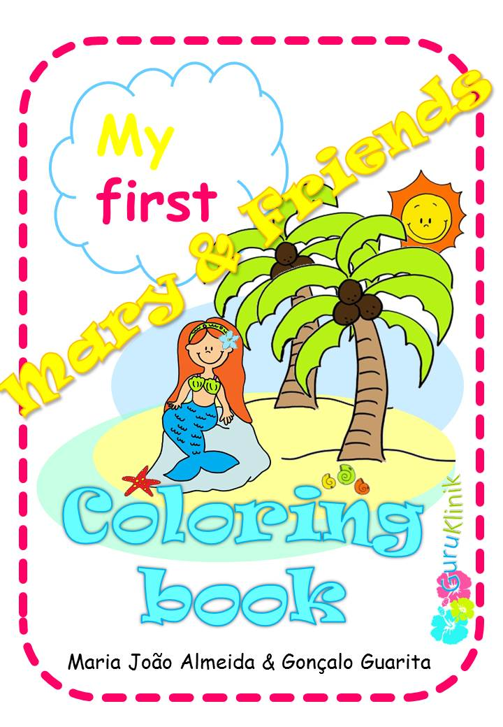 M.Jo Silva - My 1st Mary & Friends Coloring Book
