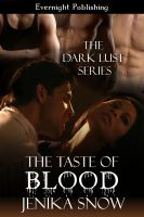Cover for 'The Taste of Blood'