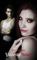 Cover for 'Vampire Wake (Kiera Hudson Series) Book Two'