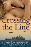Cover for 'Crossing the Line'