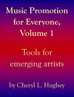 Cover for 'Music Promotion for Everyone, Volume I'