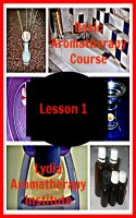 Cover for 'Lesson 1 Basic Aromatherapy Course'