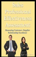 Cover for 'Sales Professional Effectiveness Assessment'