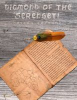 Cover for 'Diamond of the Serengeti'