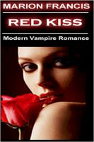 Cover for 'Red Kiss - Romance Short Story'