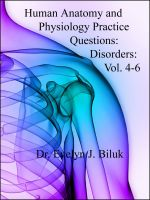 Cover for 'Human Anatomy and Physiology Practice Questions: Disorders: Vol. 4-6'