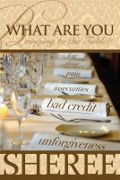 Cover for 'What Are You Bringing to the Table?'