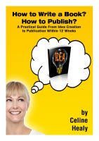 Cover for 'How to Write a Book? How to Publish?'