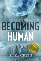 Cover for 'Becoming Human'