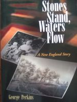 Cover for 'Stones Stand, Waters Flow'