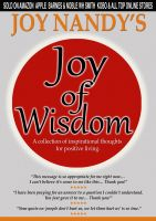 Cover for 'Joy of Wisdom'