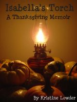 Cover for 'Isabella's Torch: A Thanksgiving Memoir'