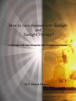 Cover for 'How to cure diseases with Sunlight and Sunlight Therapy?'