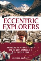Cover for 'Eccentric Explorers'