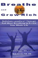 Cover for 'Breathe and Grow Rich'