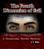 Cover for 'The Fourth Dimension of Evil'