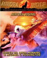 Cover for 'Aurora Rising'