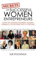 Cover for 'The Secrets Of Successful Women Entrepreneurs'