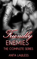 Cover for 'Friendly Enemies Smutfest - The Complete Series (Includes Friendly Enemies 1, Friendly Enemies 2, Friendly Enemies 3, Friendly Enemies 4, & Bonus Story)'
