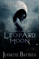 Cover for 'Leopard Moon (Book 1 of the Moon series)'