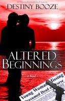 Cover for 'Altered Beginnings'