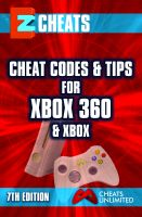 Cover for 'EZ Cheats, Cheat Codes and Tips for XBOX 360 and XBOX, 7th Edition'