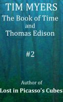 The Book of Time and Thomas Edison  cover