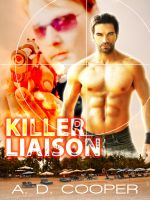 Cover for 'Killer Liaison (Book 1 of Danger Games) (Gay Erotica)'