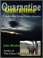 Cover for 'Quarantine'