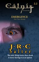 Cover for 'Eternity (The Calnis Chronicles: Emergence #2) (The Calnis Chronicles of the Tarimain)'