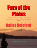 Cover for 'Fury of the Plains'