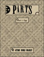 Cover for 'Parts: A Steampunk Tale - Part 1: Egg'